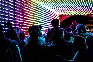 Image of People Dancing at a Nightclub