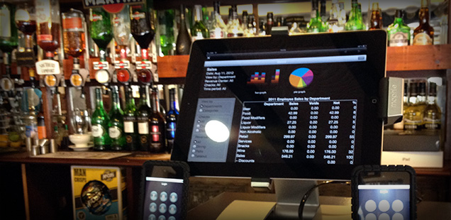 Image using Reports to Improve Drink Sales
