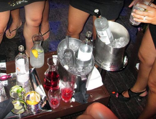 The Science Behind Bottle Service