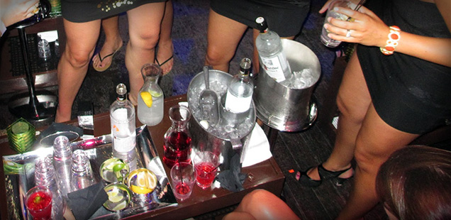 Bottle Service Science