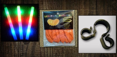 New Products: LED Bottle Sparklers image