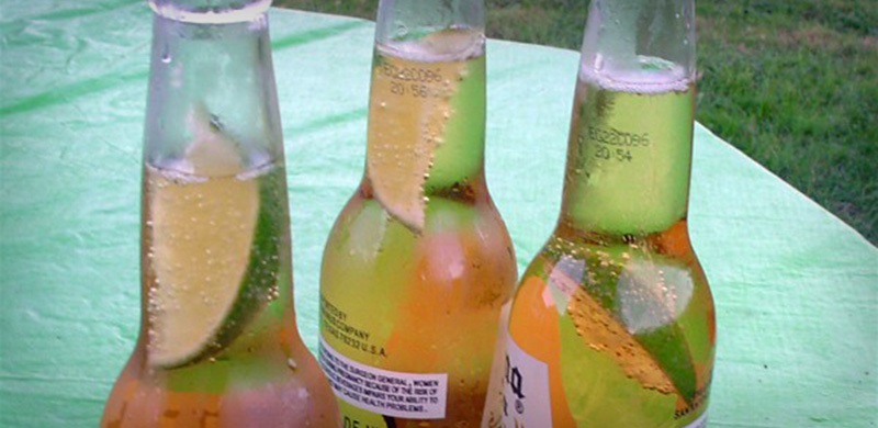 Image of Drinks Used to Increase Summer Bar Profits