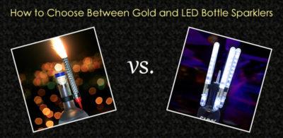 Choosing Between the Types of Bottle Sparklers image