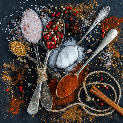Image of Spices Prepared for Aclohol Infusions