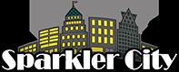 Sparkler City Logo