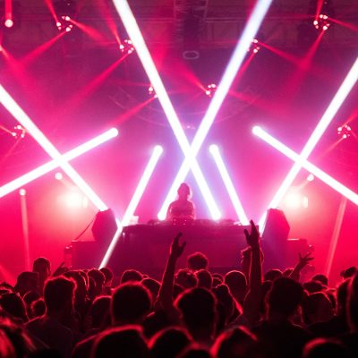 Image Depicting a Great Example of a Nightclub