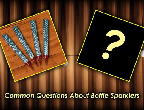 Common Questions About Bottle Sparklers