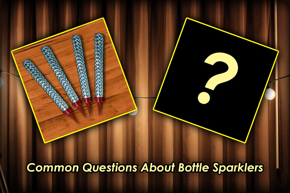 Common Questions About Bottle Sparklers image