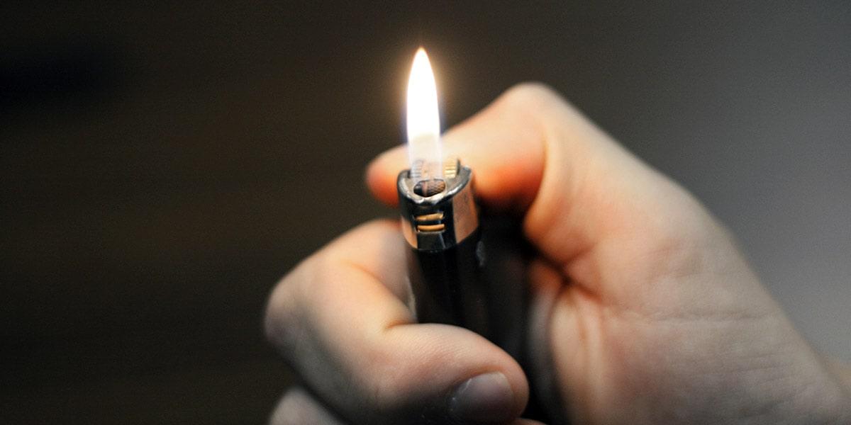 Image of How to Light a Bottle Sparkler