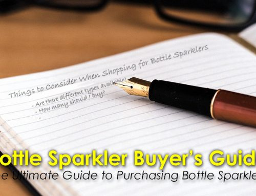Ultimate Bottle Sparkler Buyer's Guide