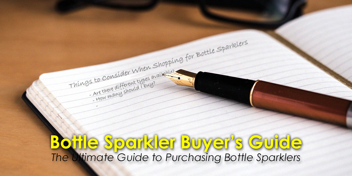 Ultimate Bottle Sparkler Buyer's Guide image