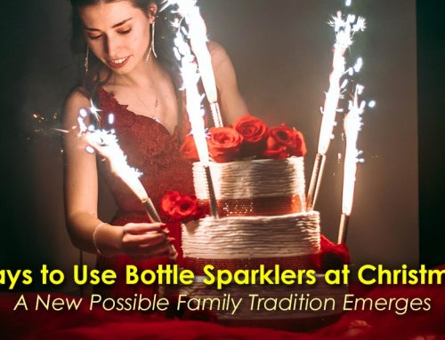 Ways to Use Bottle Sparklers at Christmas