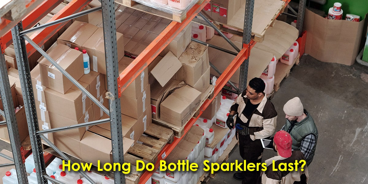 How Long Do Bottle Sparklers Last image