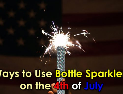 Ways to Use Bottle Sparklers on the 4th of July