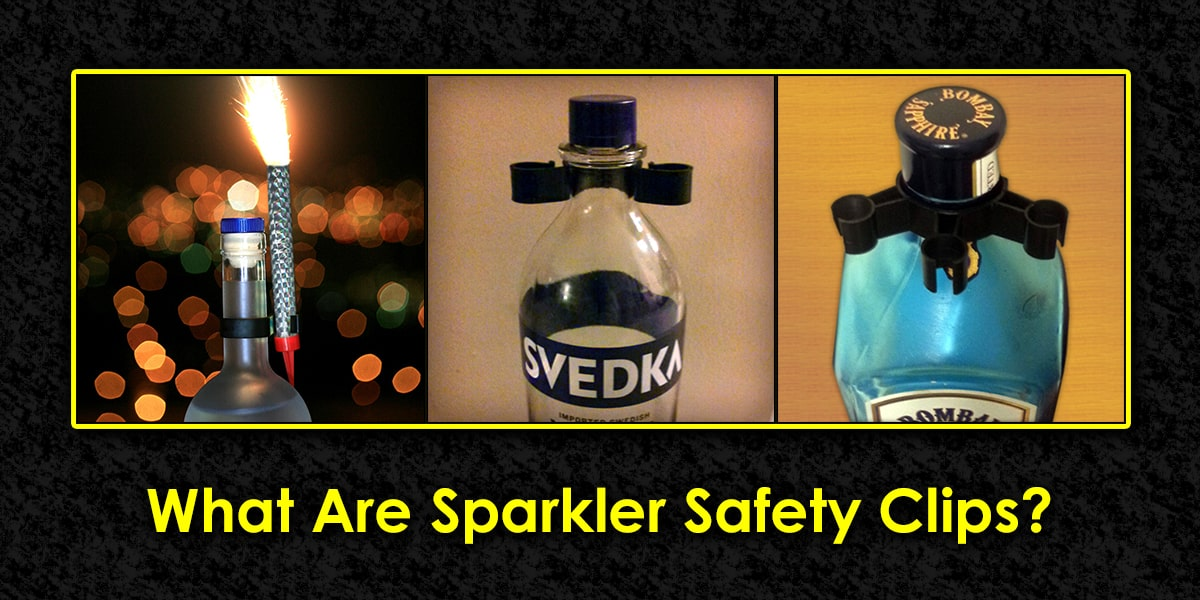 What are Sparkler Safety Clips image