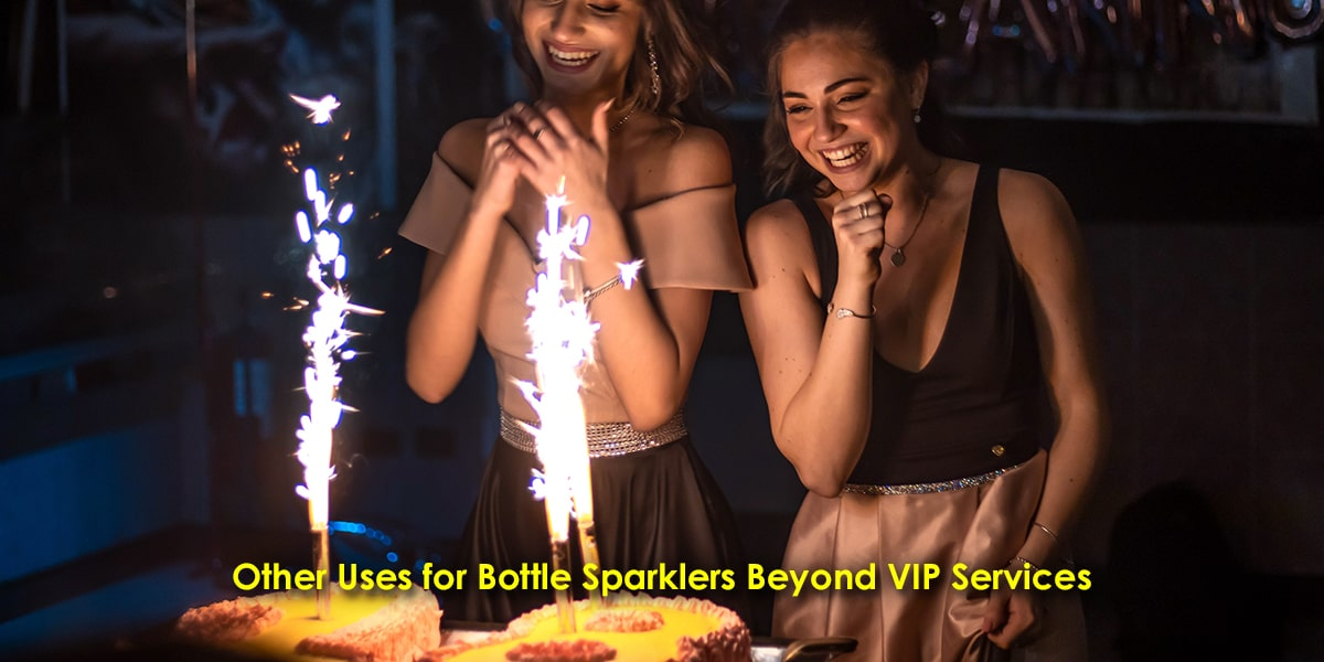 Image of Other Uses for Bottle Sparklers
